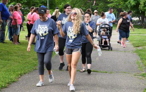 Tenth annual Team Hope Walk Saturday