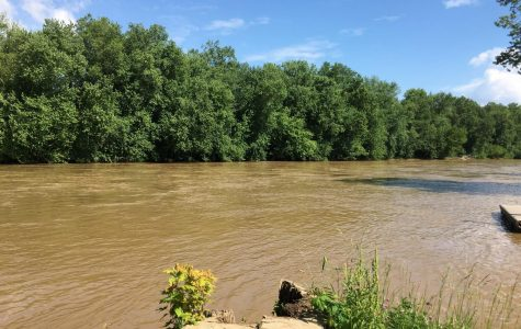 The Muskingum River is the scene of a multi-department rescue attempt on Tuesday.