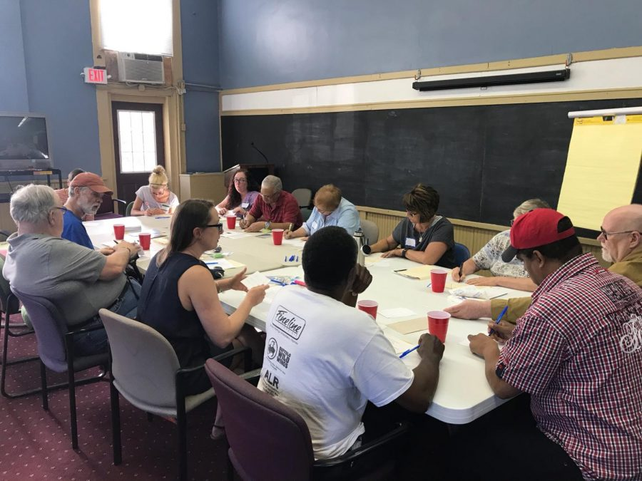 New think tank looks to fight poverty in Muskingum County