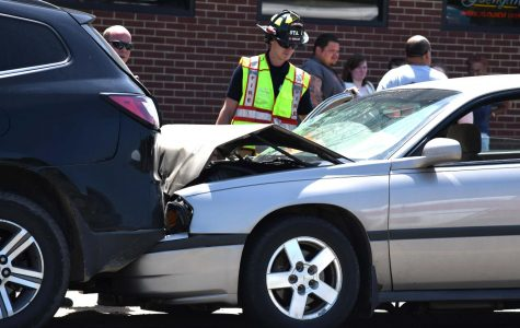 Medical treatment needed following crash on Linden Avenue
