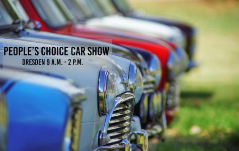 People's Choice Car Show Saturday