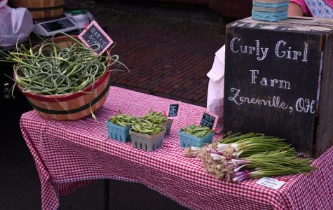Zanesville Farmer's Market open Saturdays
