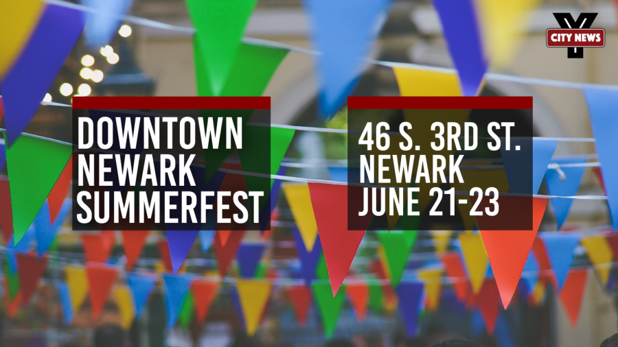 Newark%27s+Downtown+Summerfest+begins+Thursday