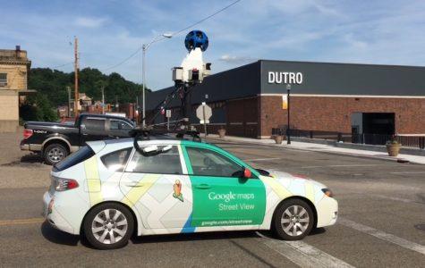 Google Street View car makes stop in Zanesville