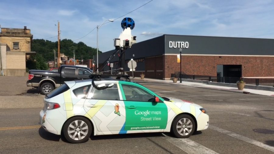Google Street View Car Makes Stop In Zanesville Y City News