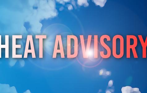 Muskingum County under heat advisory Monday