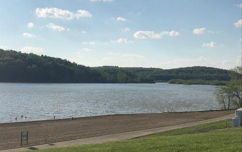 Warning issued to Dillon Lake swimmers