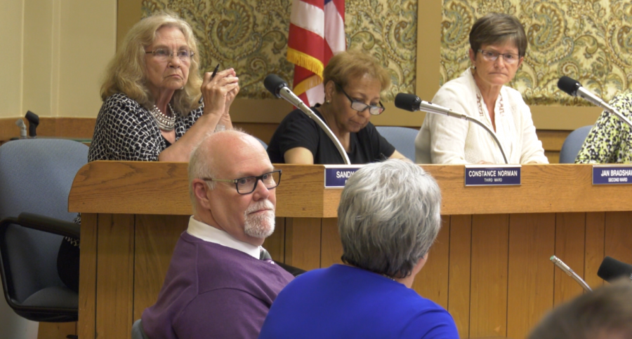 Council approves future purchases of vehicles, trash compactor