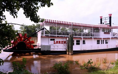 Lorena dependent on weather to come out of river for repairs, begin cruise season