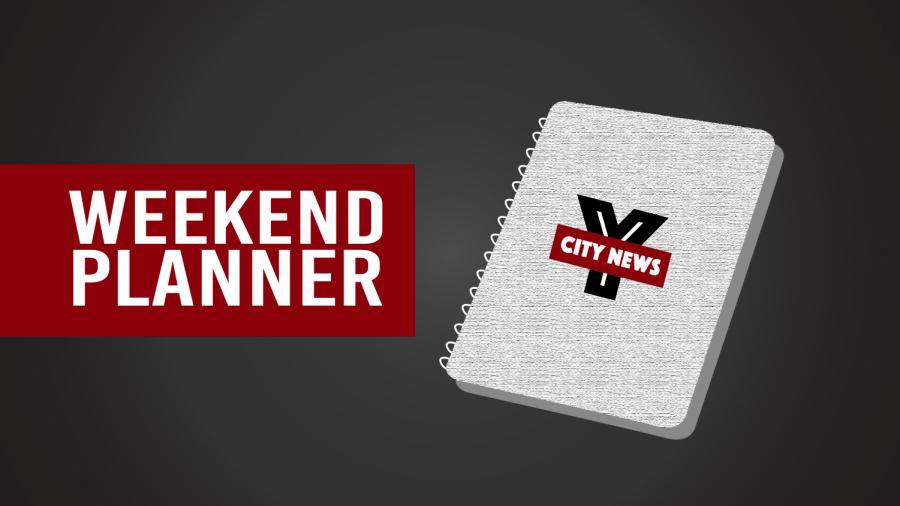 Weekend+Planner+Oct.+18+to+Oct.+21