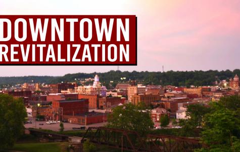 Revitalization in the future for downtown Zanesville