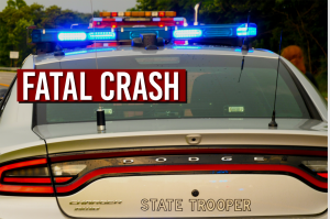 Area woman dies in crash Tuesday afternoon