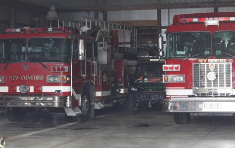 Fireworks, music still planned for New Concord Fireman's Festival Friday evening