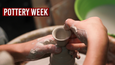 Pottery Week starts tomorrow