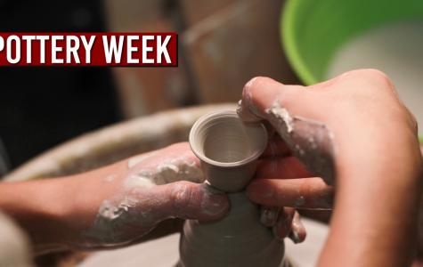 Pottery Week starts tomorrow