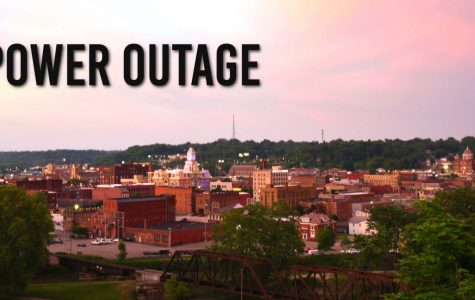 Power outages affecting around 3,400 between Zanesville and South Zanesville