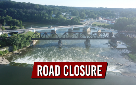 Portion of McIntire Avenue to close