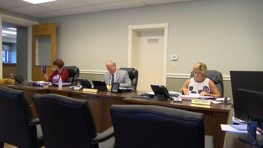 Commissioners+hold+budget+hearing