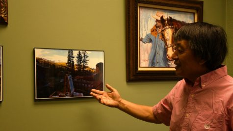 Zanesville artist captures the 'American West' in new exhibition