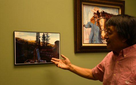 Zanesville artist captures the 'American West' in new exhibition