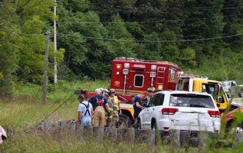 Teen dies, another injured in Dresden crash