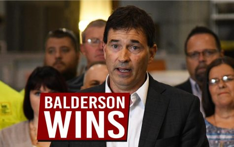Early Results: Congressman Balderson defeats O'Connor in back-to-back victories
