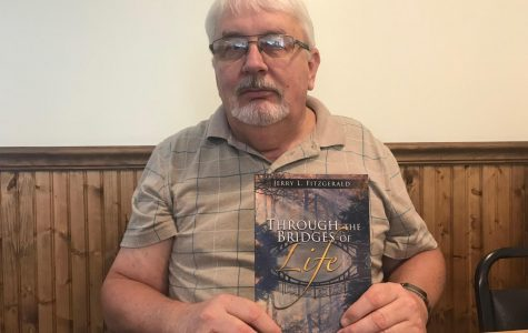 Area author signing new book Wednesday in New Concord