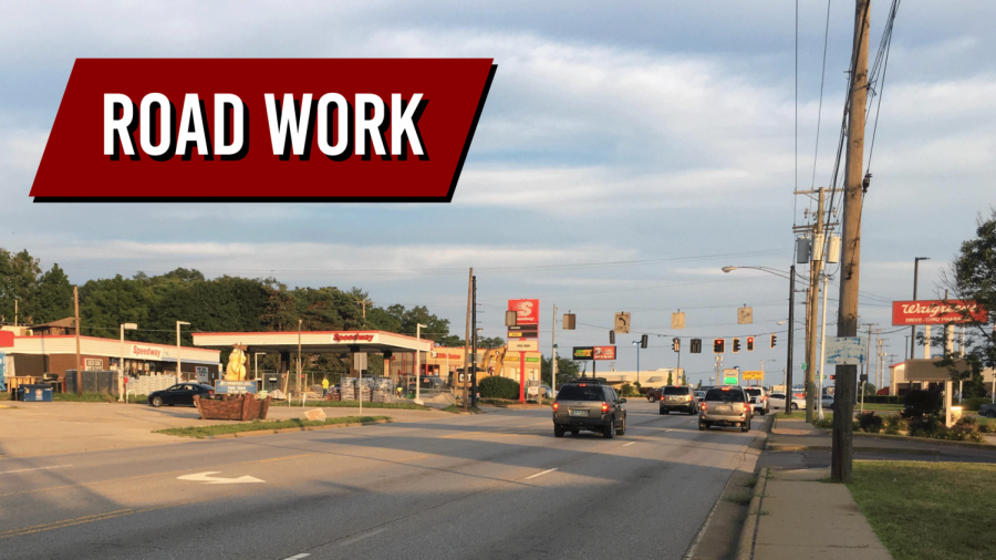 Daytime roadwork planned for Maple Avenue this week
