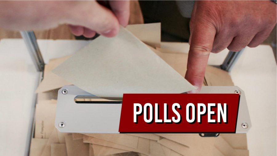 Polls open for special election Tuesday