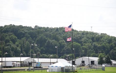 Police asking for help after campers stored at fairgrounds vandalized, property stolen