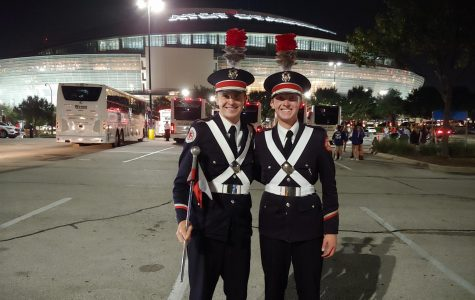 Nashport brothers live out their dream marching for the best band in the land