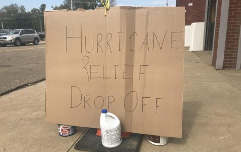 Former Zanesville relocated during hurricane collecting supplies for victims