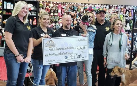 PetValu gives almost $10,000 donation to Muskingum County Dog Warden