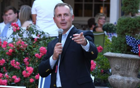 Women's Republican Club gathers area politicians for 'Party on the Porch'