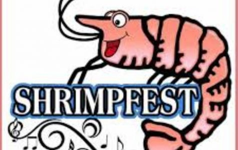 Swimming into Shrimp Fest