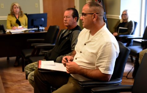 County Commissioners talk trash with Kimble