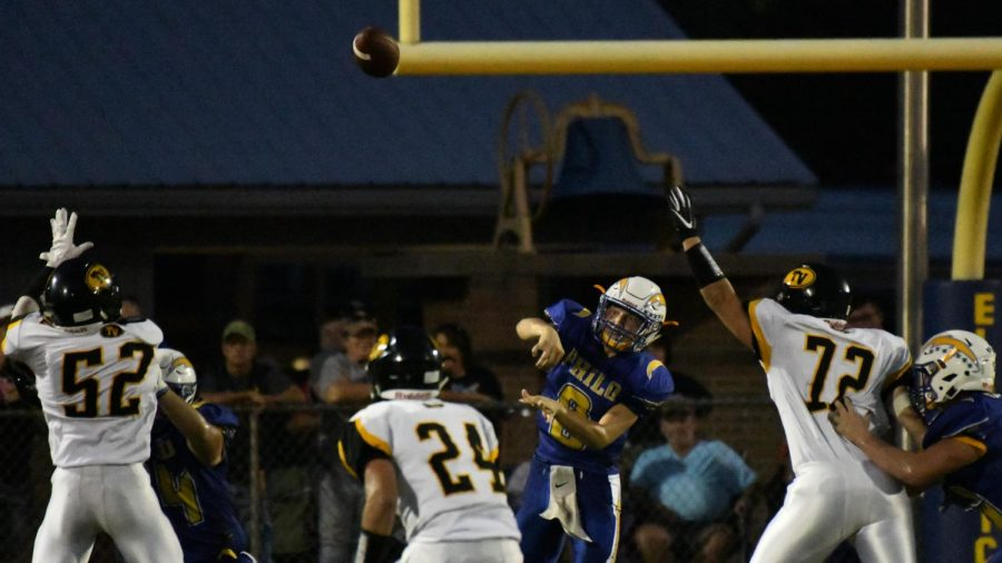 How did Tri-Valley's loss affect their playoff spot, and where does Philo fall in the latest playoff outlook?
