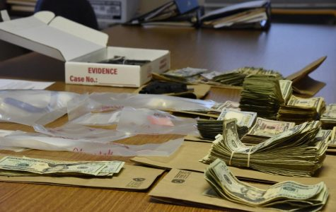 Over 100 grams of meth, other substances, cash seized during raid on Norwood Blvd.
