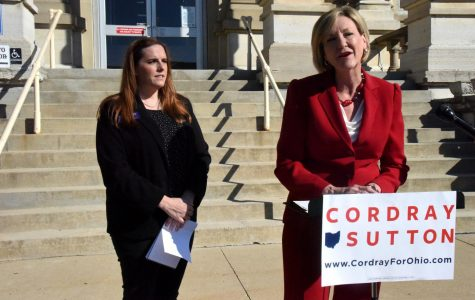 Democratic representatives speak in Zanesville on healthcare for Ohioans