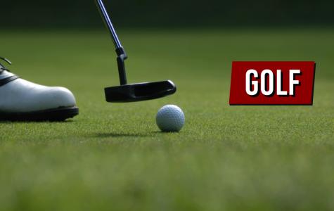 John Glenn boys golf team district tournament results