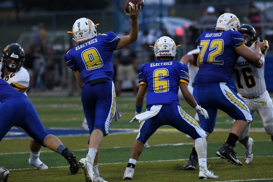 Who will run a more successful offense — Maysville or Philo?