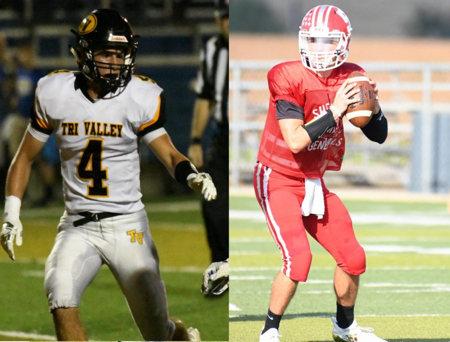 Tri-Valley versus Sheridan is shaping up to be the best game all season.