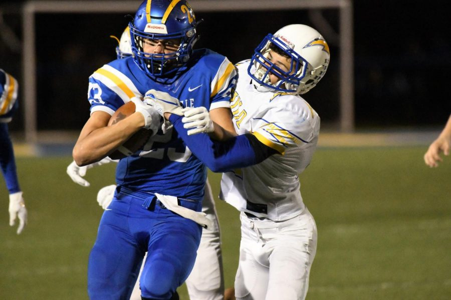 Philo took down Maysville in dramatic fashion, while John Glenn pulled off the upset of the year.