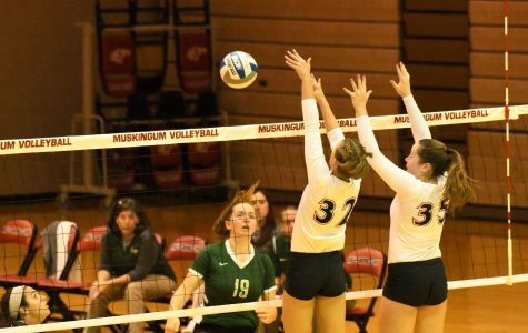 Muskingum womens volleyball looking for redemption against Otterbein