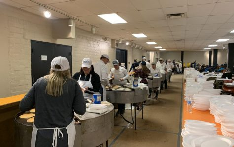 Annual Sertoma Pancake Day Wednesday anticipated to attract nearly 4,000 people