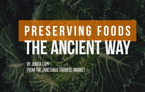 Preserving foods the ancient way
