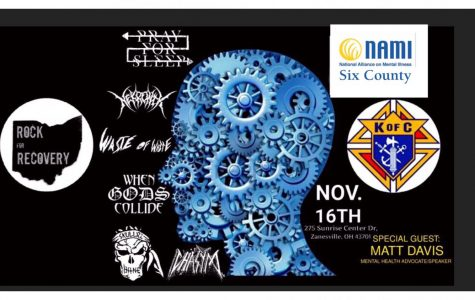 NAMI hosts metal music for mental health awareness Friday