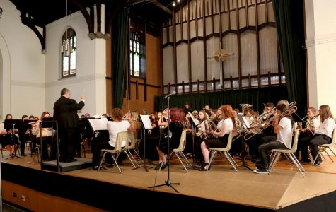 High school band standouts give two free performances at Muskingum University