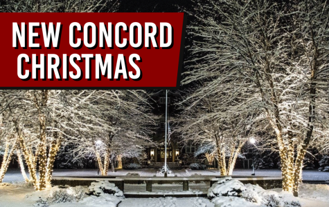 New Concord welcomes Christmas season with parade and lights
