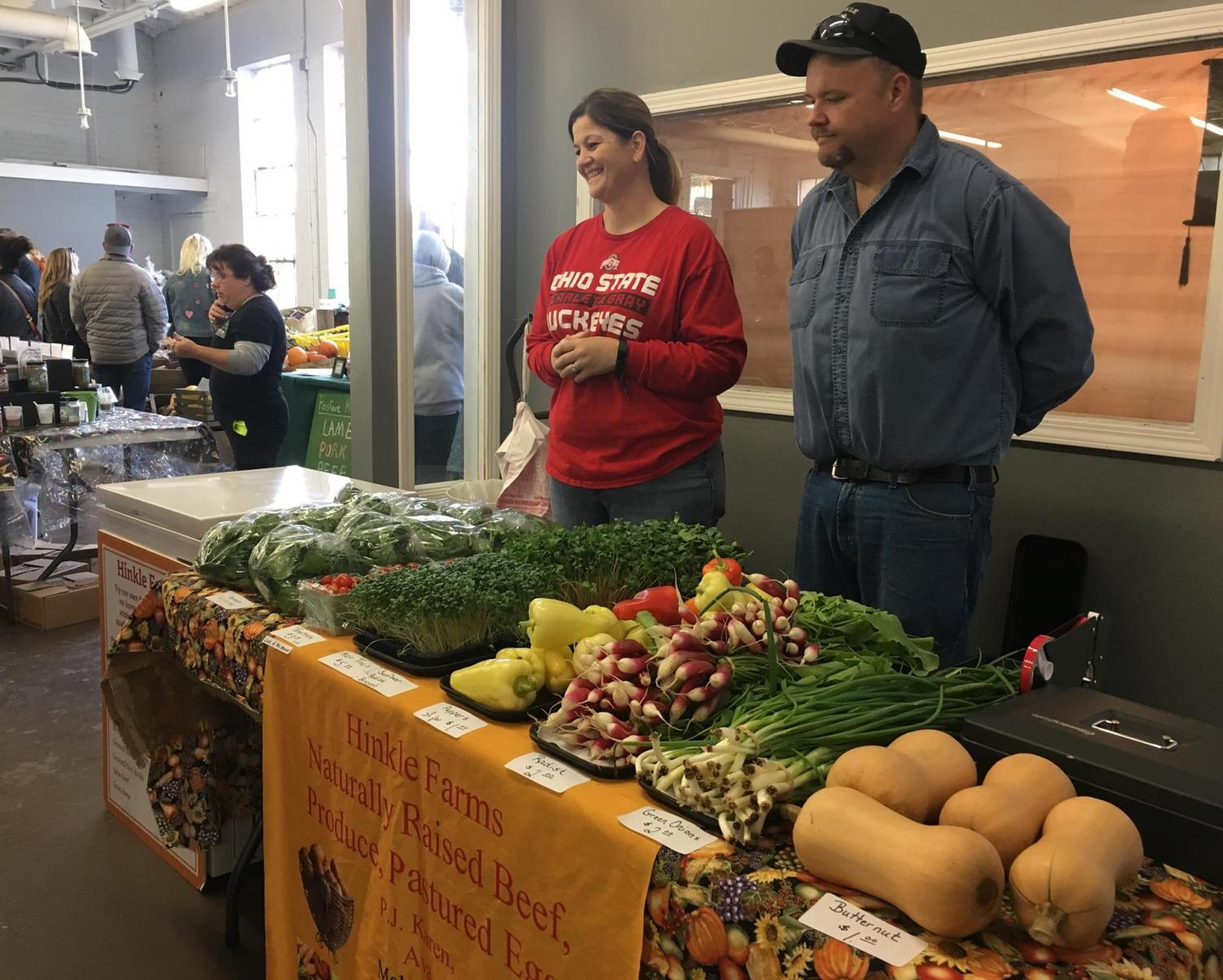 Photo provided by the Zanesville Farmers' Market.